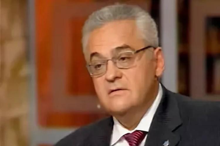 Экс-руководитель Российского бюро Интерпола генерал Владимир Овчинский