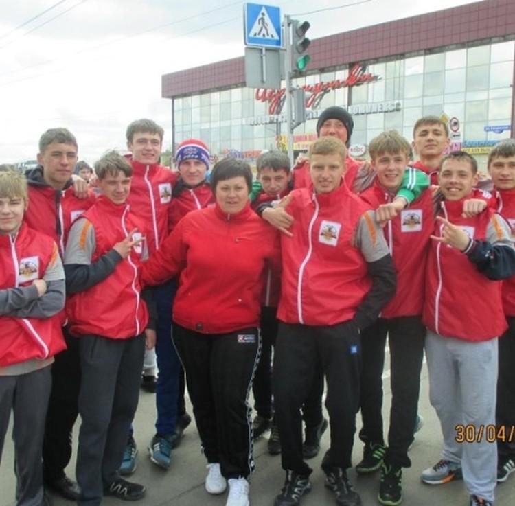 Вот такое замечательное фото отправила Елена Викторовна Колгина из Свирска.