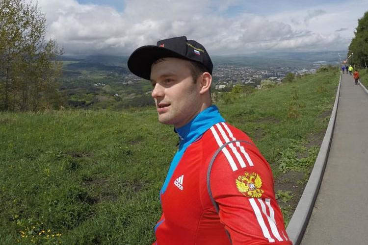 Семен Павличенко - один из главных претендентов на медали Олимпиады 2018. Фото: личный архив Семена Павличенко.