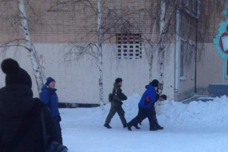 Нападение на школу в Бурятии: подростка быстро задержали