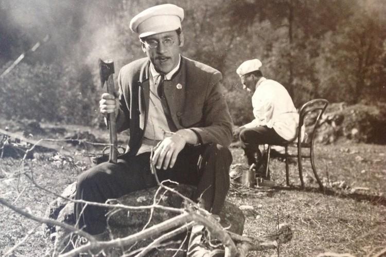 Роль фон Корена принесла уже популярному на тот момент барду приз на международном кинофестивале. Фото из архива «Ленфильма»