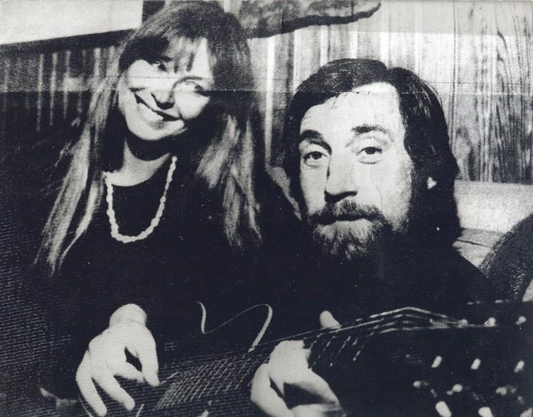 Марина Влади и Владимир Высоцкий. 1970-е годы. Фото: Личный архив И. Кобзона