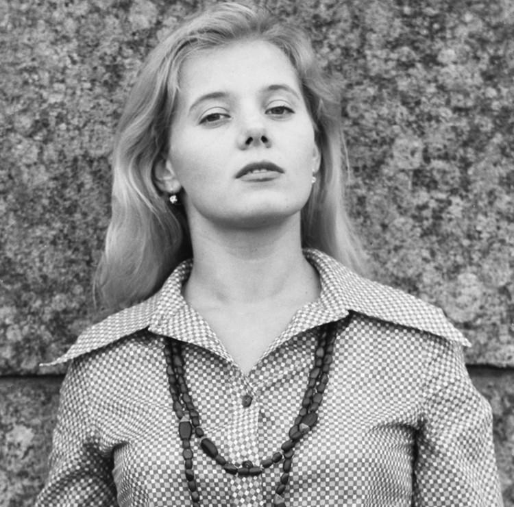 Людмила Сенчина в середине 70-х. ФОТО Белинский Юрий/Фотохроника ТАСС