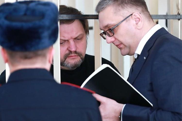 Адвокат заявил, что у Белых было в СИЗО предынсультное состояние. ФОТО Сергей Фадеичев/ТАСС