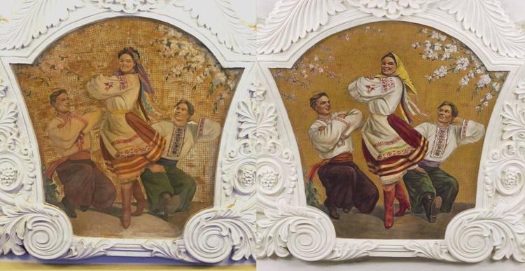 """""""Танцоры"""". ФОТО Фейсбук /TMKitezh"""