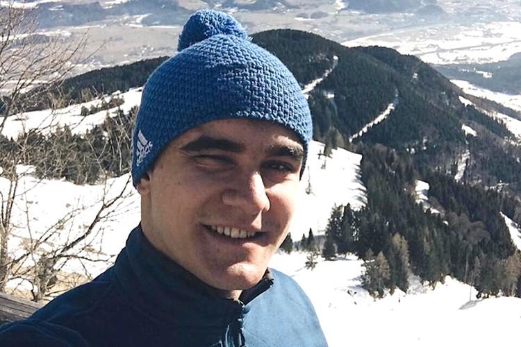 Никита Трегубов завоевал серебряную медаль на ОИ-2018