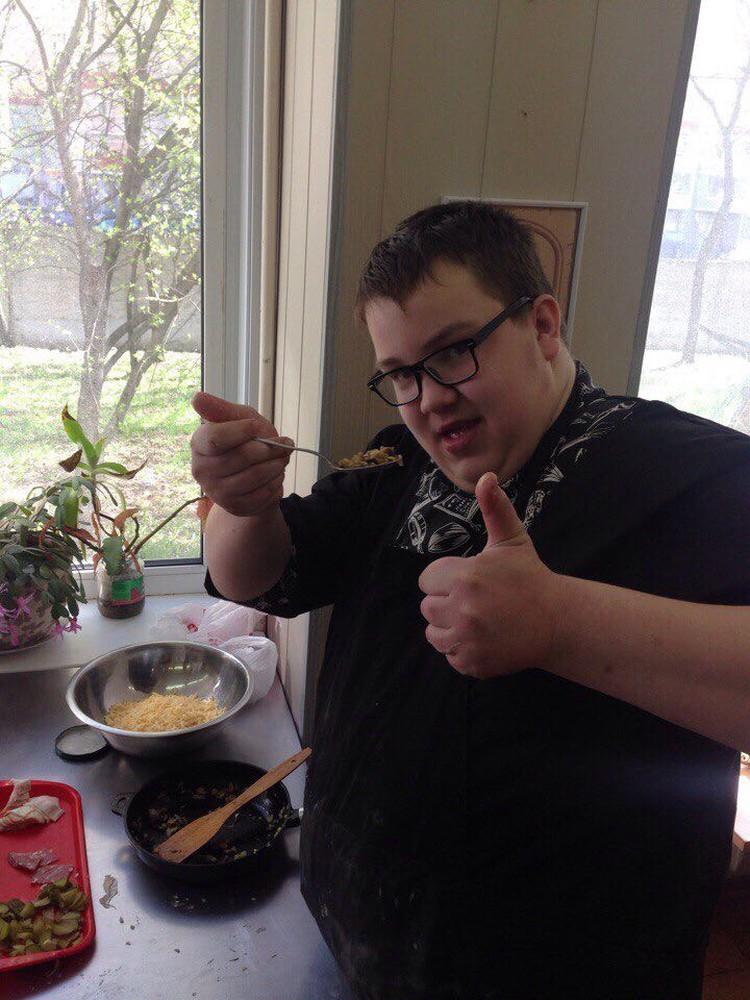 На вкусные обеды Дмитрий Ершов готов зарабатывать любым способом.