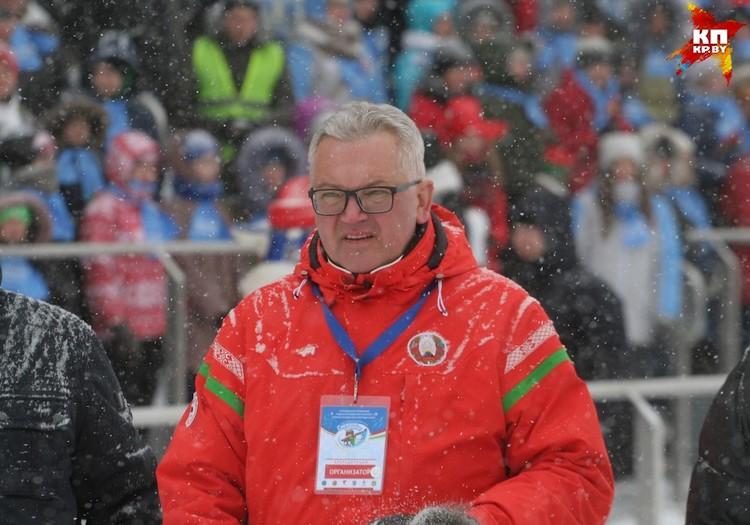Министр образования Игорь Карпенко.