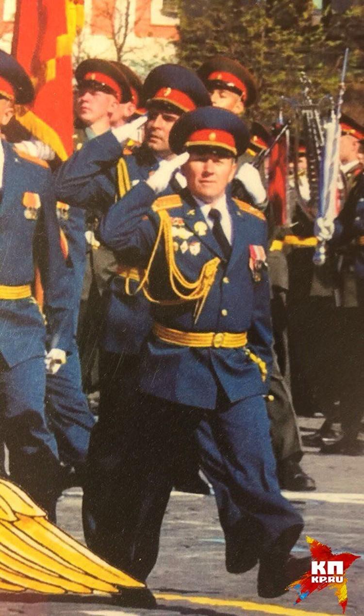 Владимир Еремеев прошел путь от лейтенанта до генерала Фото: предоставлено близкими Владимира Еремеева