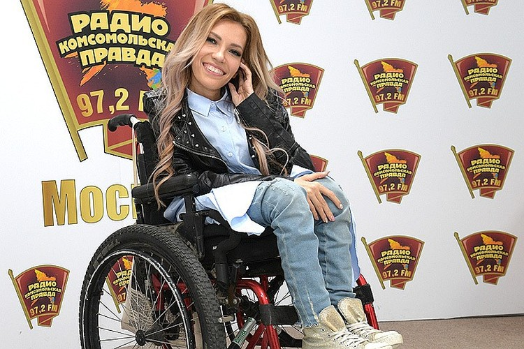 Юлия Самойлова должна была участвовать на «Евровидении-2017» в Киеве от России