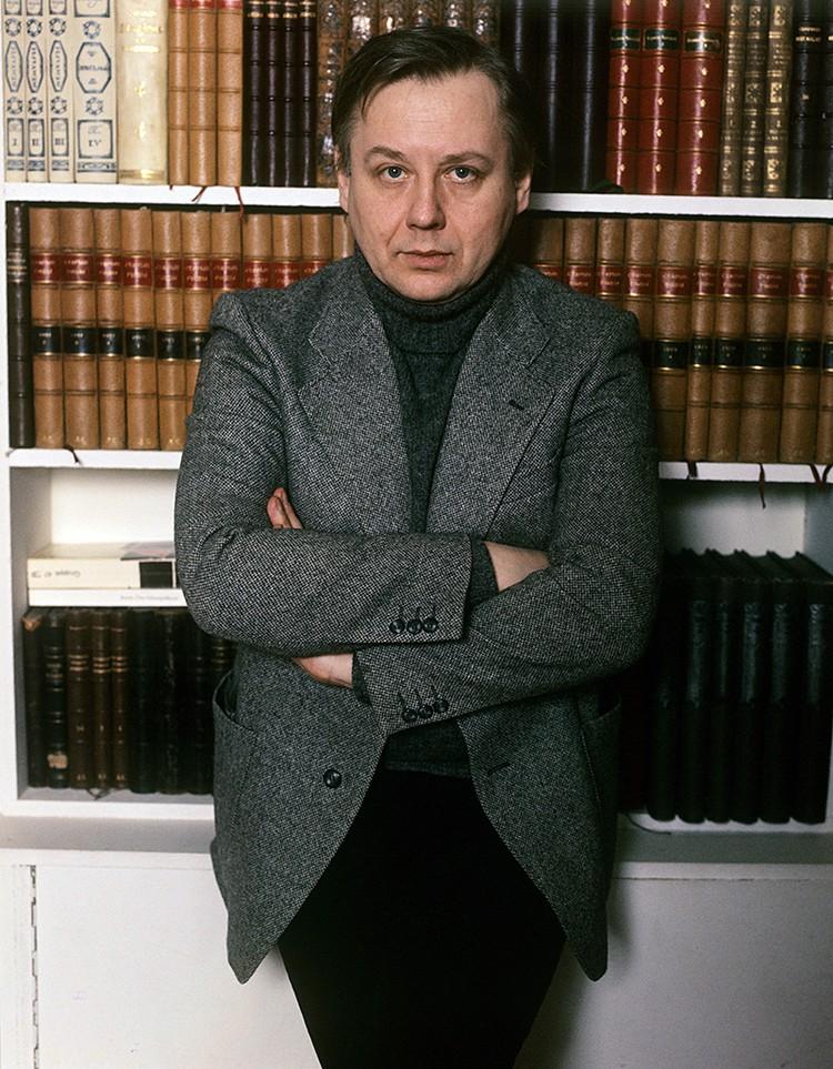 Олег Табаков - один из основателей театра «Современник»