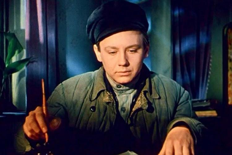 «Испытательный срок», сотрудник угро Саша Кудасов, 1960 год.