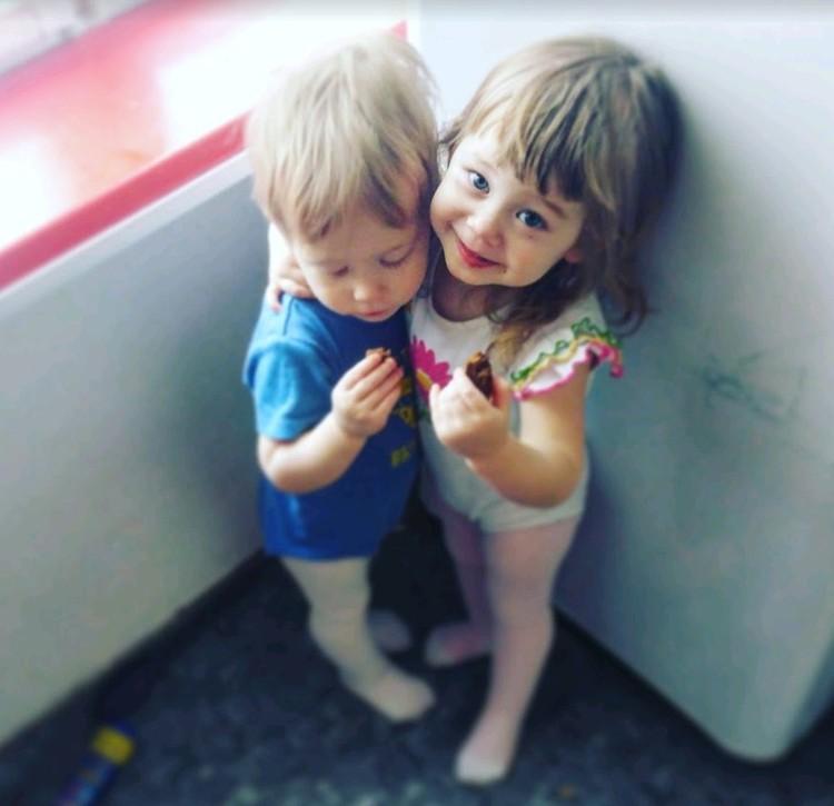 Рита и Теодор
