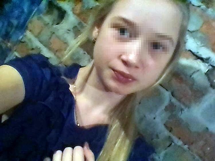 Вероника Понушкова была очень милой и доброй девочкой...