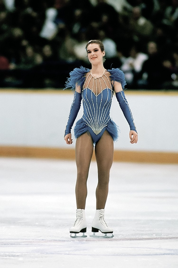Катарина Витт на Олимпиаде-88 Фото: Getty Images