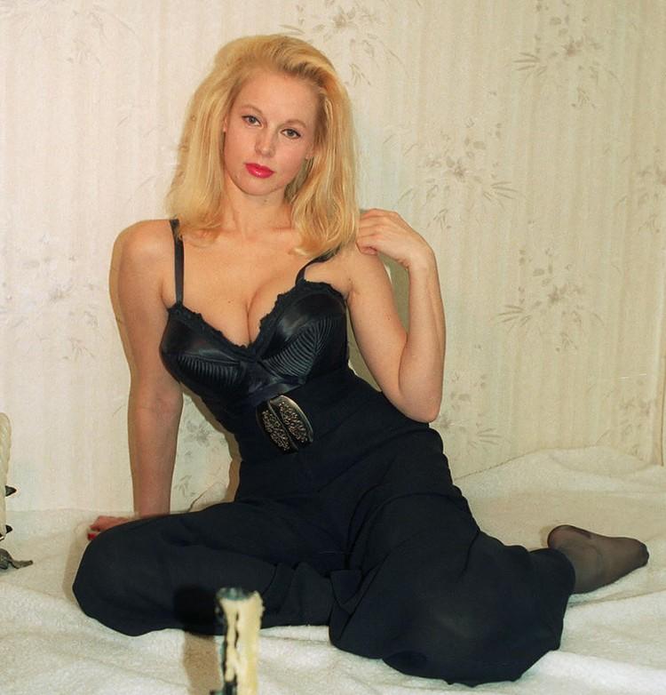 Снимок из фотосессии 1993 года. ФОТО Татьяны Кузьминой / ИТАР-ТАСС