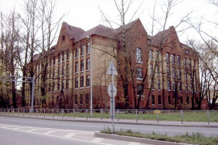 Школа №337. Фото: topshkola.ru
