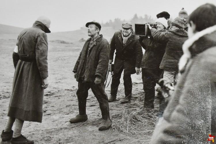Актера для роли Петрака утвердили сразу - это был великолепный в своей органичности Геннадий Гарбук. Фото: архив Татьяны Логиновой