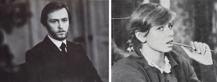 «На съемках надо обязательно влюбиться в актера», - говорят операторы. Буквально так смотрела Логинова на съемках «Венка сонетов» на выразительную Иру Зеленко, она играла школьницу Любу с приметными косичками, и на Бориса Плотникова на «Дикой охоте...».