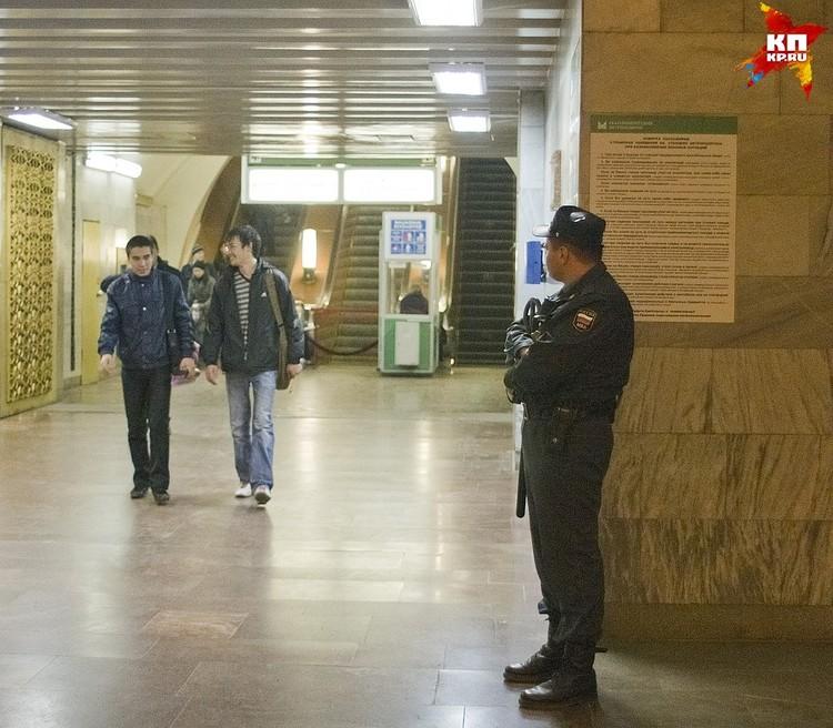 Скоро в метро появятся стойки волонтеров, где иностранцам, приехавшим на ЧМ-2018, будут объяснять, как добраться до фанзоны и стадиона.