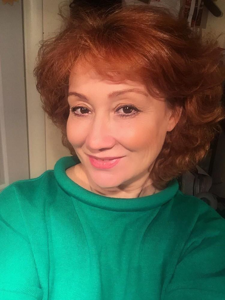 """Наталья Носова, директор театра """"Самарская площадь"""" Фото: соцсети"""