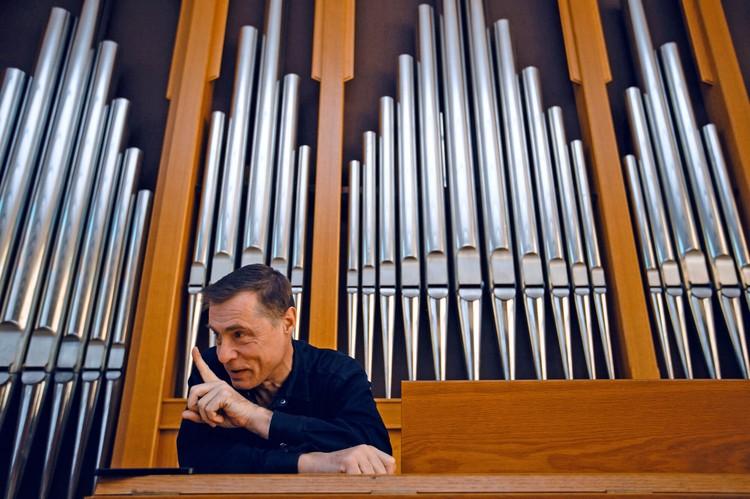 На майских праздниках можно посетить концерт органной музыки