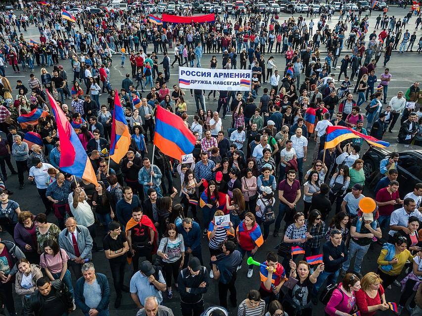 Россия Армения дружба навсегда