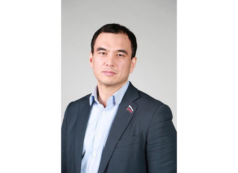 Сергей Тен, Депутат Государственной Думы РФ.