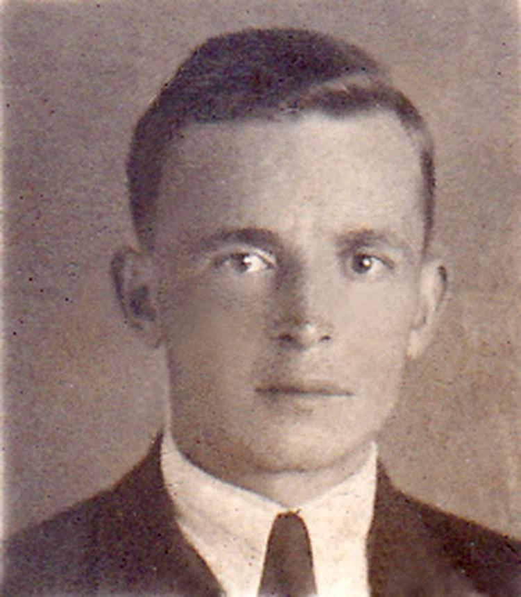 Алексей Калинин. Фото: семейный архив.