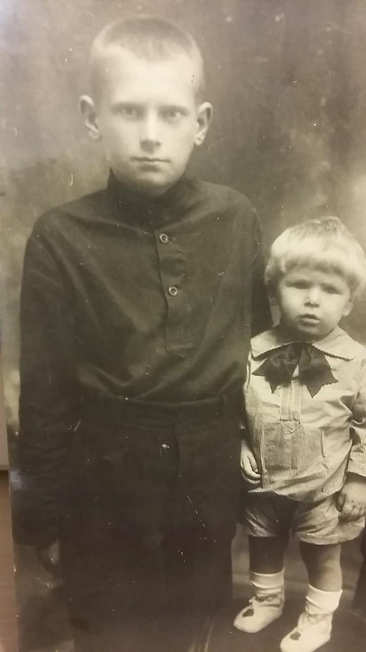 Евгений Щукин. Фото: семейный архив.