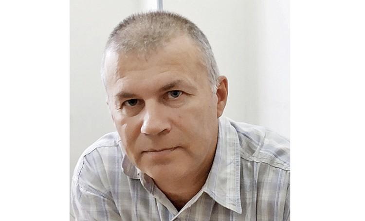 Михаил Супотницкий.