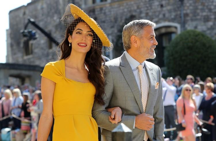 Среди гостей блистала супруга Джорджа Клуни Амаль