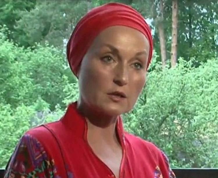 Ольга Шукшина.