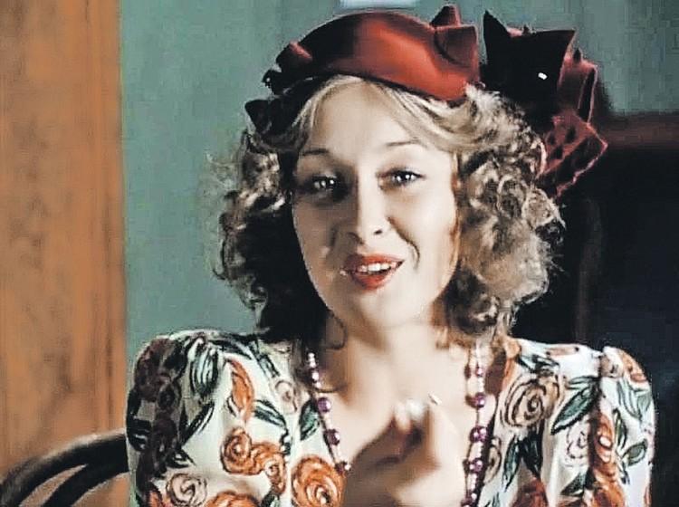 Лариса Удовиченко. Фото: Кадр из фильма