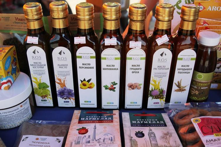 Натуральные растительные масла первого отжима должны быть на каждой кухне.