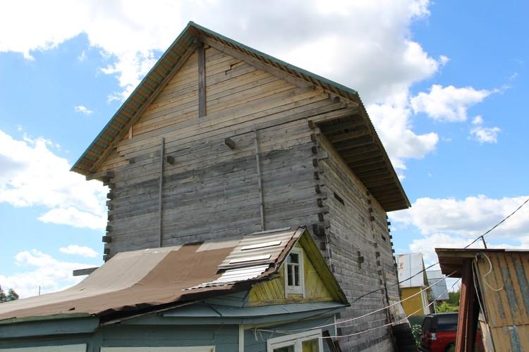 Егоров сам построил это дом, но доживать свой век будет в колонии особого режима
