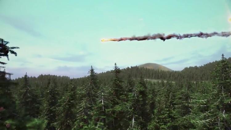 Осколки Тунгусского метеорита до сих пор ищут ученые, энтузиасты и простые романтики Фото: стопкадр из фильма «Где же Тунгусский наш метеорит?»