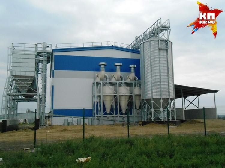 Семенной завод в АО «Гарант» работает на оборудовании семенной линии PETKUS Technologie GmbH