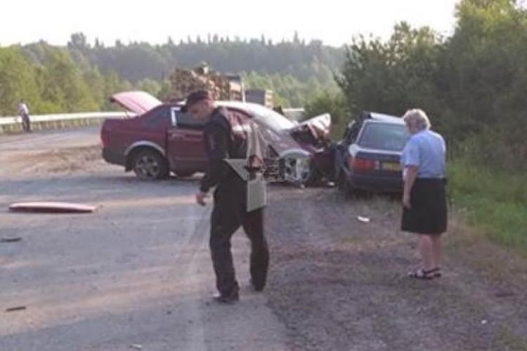 """В страшном ДТП погибли два человека. Фото: vk.com, """"Регин 42"""""""
