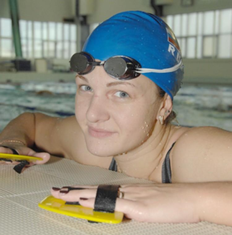 Москвина завоевывала медали на Универсиаде
