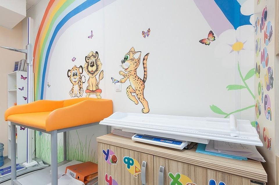 """В центре будет уютно и взрослым, и детям. Фото: """"Здоровая семья"""""""