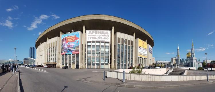 Новый собственник обязан сохранить архитектурный облик «Олимпийского»