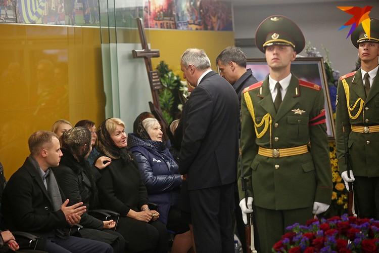 Премьер-министр Беларуси выразил соболезнования семье Анатолия Капского.