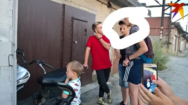 Одноклассники Влада возмущены его поведением. Фото: предоставлено одноклассниками школьников