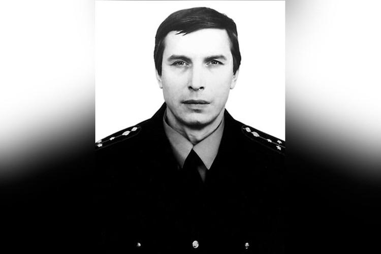 Владимир Голуб погиб, спасая коллегу