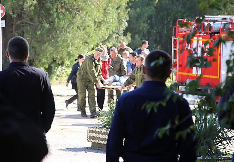 По предварительным данным, в результате ЧП погибли 18 человек и 50 пострадали