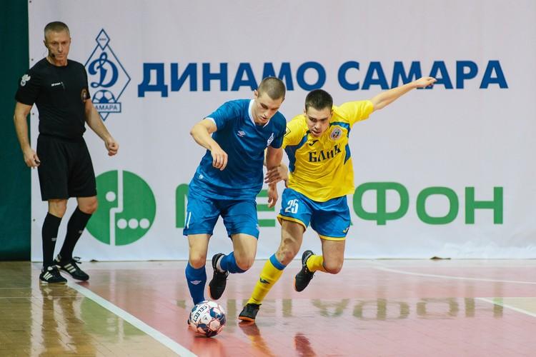 Команда базируется в Москве, однако все домашние матчи проводит в Самаре – в «МТЛ Арене»
