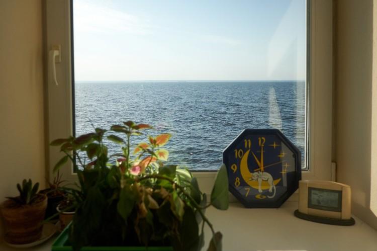 Из каждого окна квартиры Масько открывается восхитительный вид