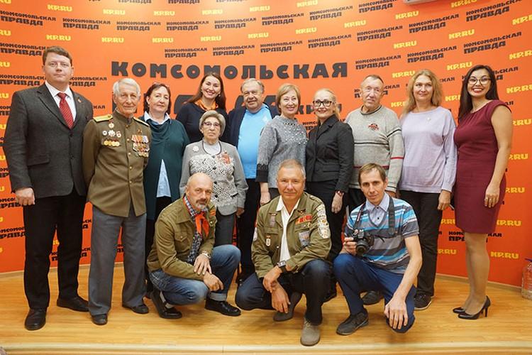 Самарская комсомолка собрала тех, кто никогда не расстанется с молодостью и с комсомолом