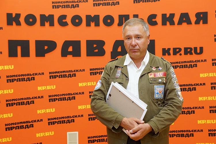 Алексей Бирюков вспомнил комсомольские стройки